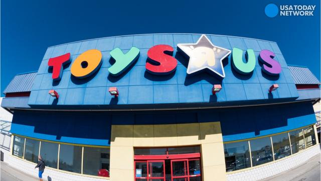 Toys R Us restructuring its debt, bankruptcy filing is an option