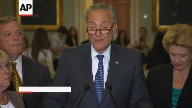 McConnell, Schumer optimistic after Trump meeting
