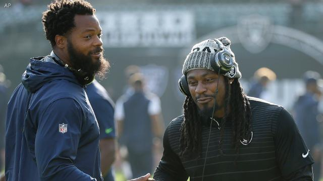 NFL: 'No basis' for investigation against Michael Bennett after police union's request