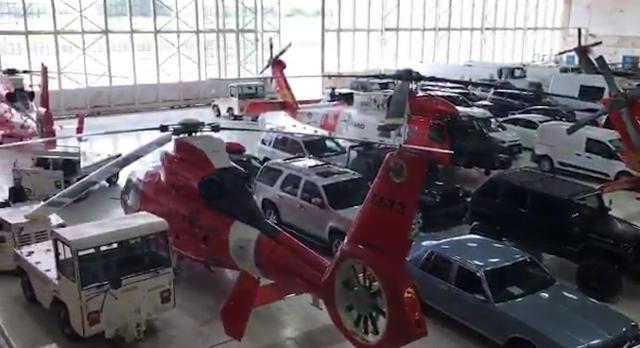 United States Coast Guard is ready for Hurricane Irma