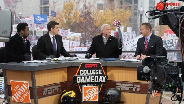 The history of ESPN's College GameDay