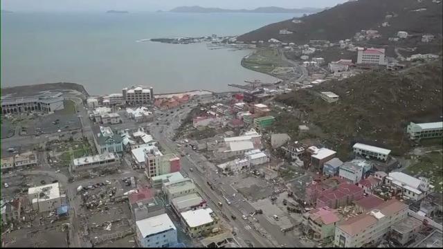 Weather Network St Thomas Virgin Island