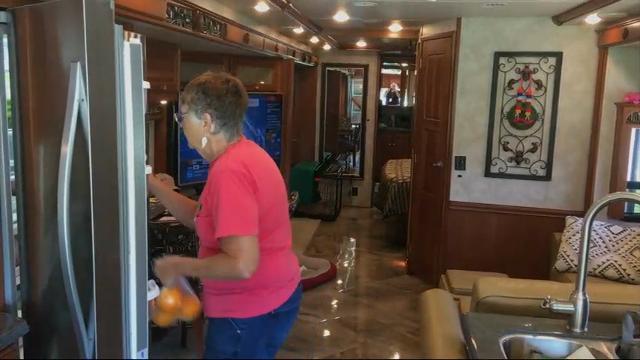 Atlanta Motor Speedway welcomes Florida evacuees