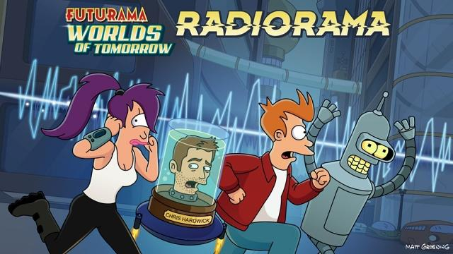 'Futurama' will return with a not-so special