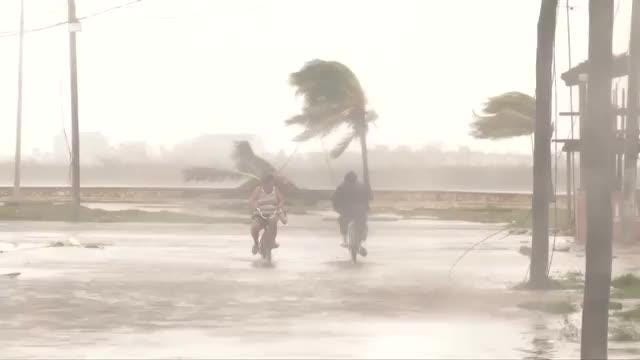 Hurricane Irma leaves behind massive destruction in Cuba