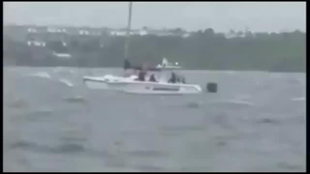 Crews make dramatic rescue off Florida coast
