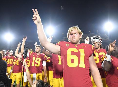 Amway Coaches Poll Week 2: USC lights up Stanford