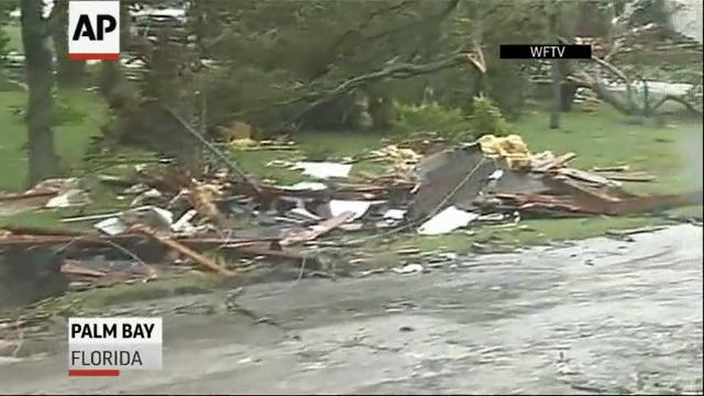 Irma floods Miami, destroys homes in Palm Bay