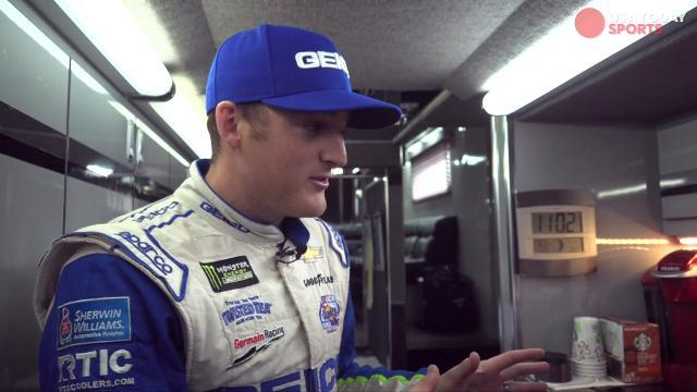 NASCAR's Ty Dillon takes you on hauler tour