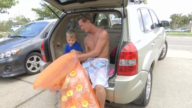Bonita Springs residents hard at work after Irma