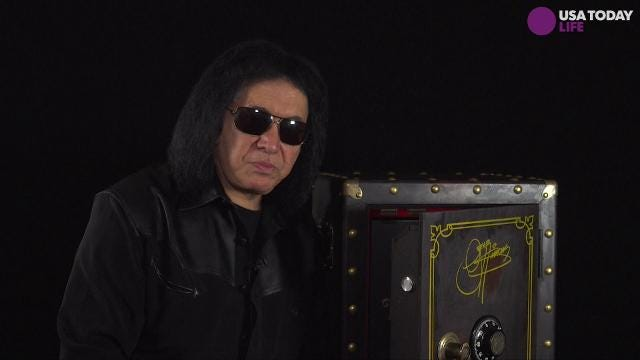 Exclusive: KISS' Gene Simmons to unveil 150 unreleased songs in career-spanning box setEntertainment