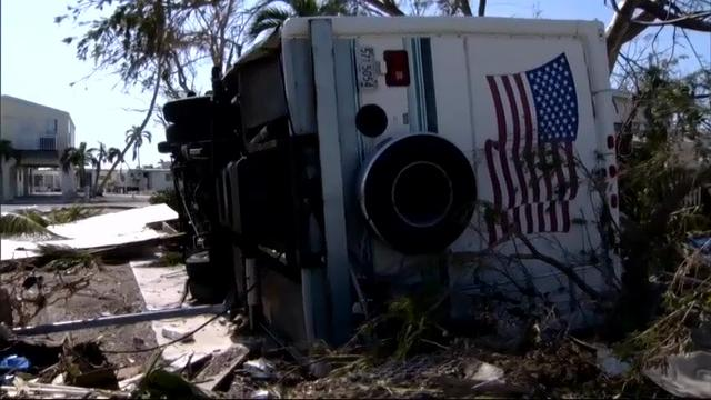 FEMA: Most Fla. Keys homes destroyed or damaged