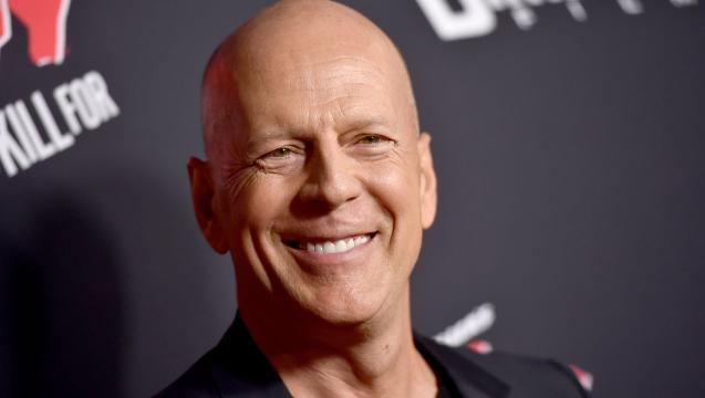 Bruce Willis heads up N.Y. hurricane effort