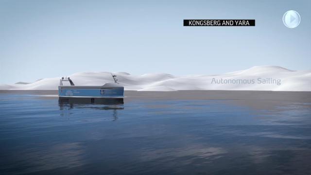 Next tech transportation race: Self-driving boats