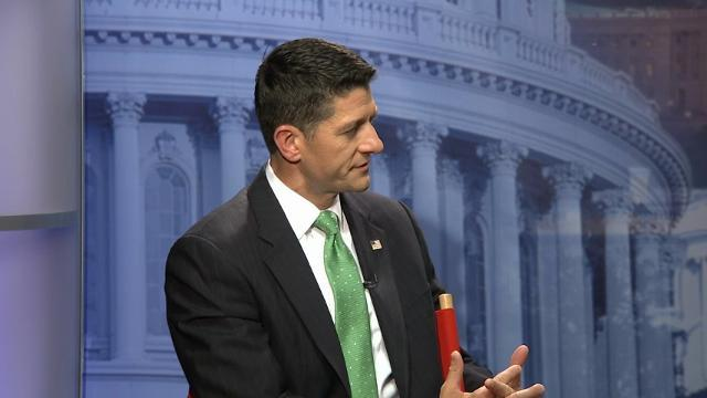 Ryan opposes deporting 'dreamers'