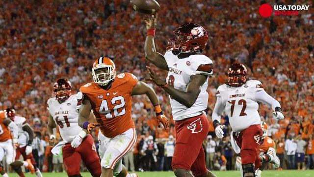 College football game of the week: Clemson vs. Louisville