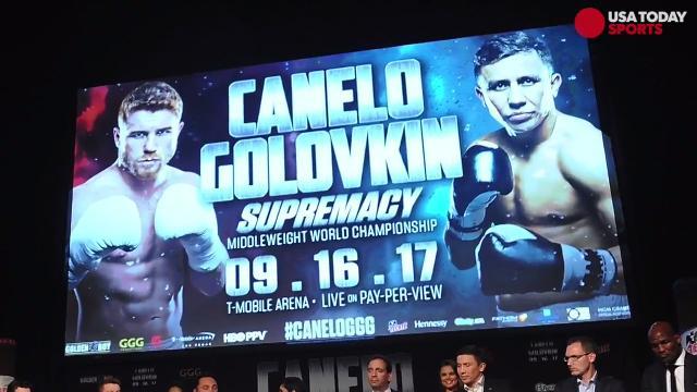 USA TODAY Sports' Martin Rogers previews the Canelo Alvarez-Gennady Golovkin boxing match.