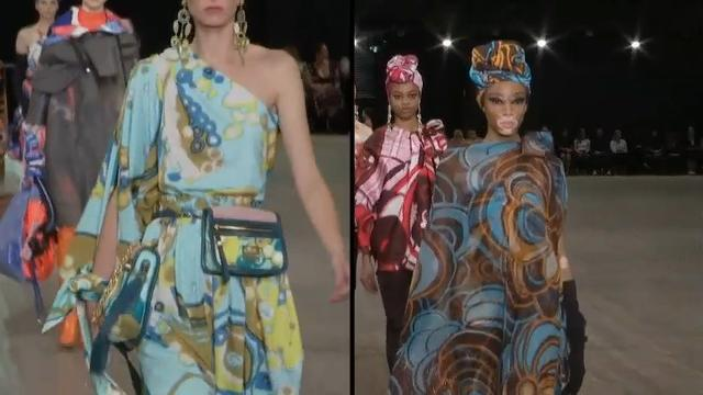 Minaj praises 'next level' Marc Jacobs show