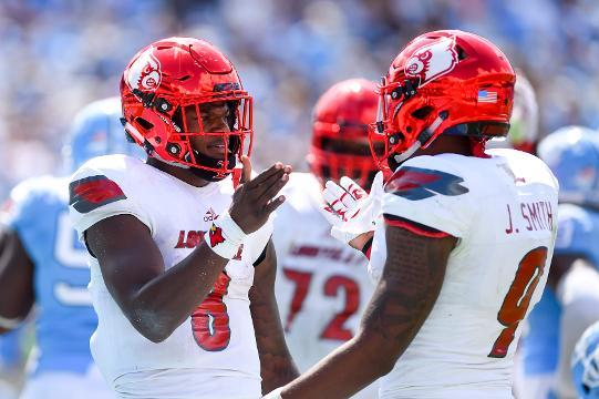 College football whip around Week 3: Louisville vs. Clemson bring excitement