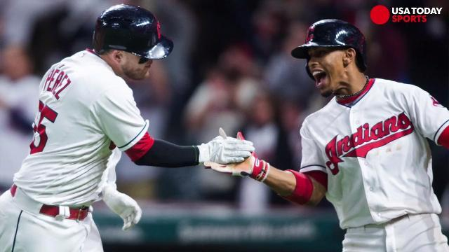Indians making history while Dodgers falter