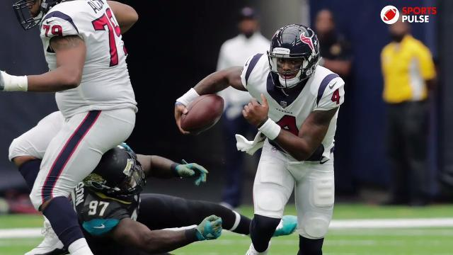 Deshaun Watson should finally end Texans' QB carousel