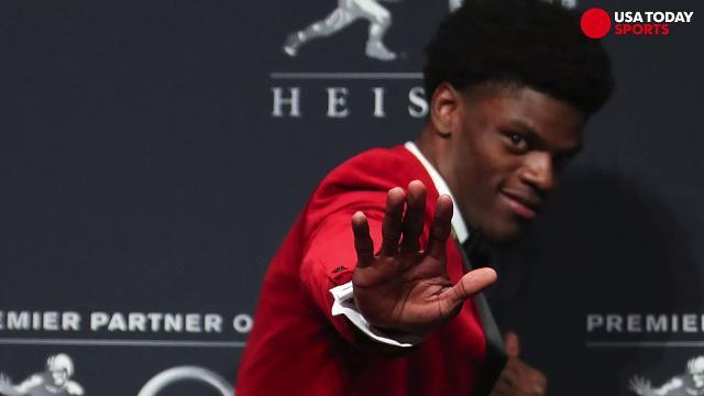 Is Heisman repeat in the cards for Lamar Jackson?
