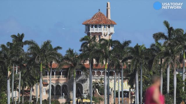 Trump's Mar-a-Lago visitor logs still under wraps