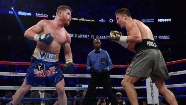 Judge from Gennady Golovkin-Canelo Alvarez fight won't face formal sanction