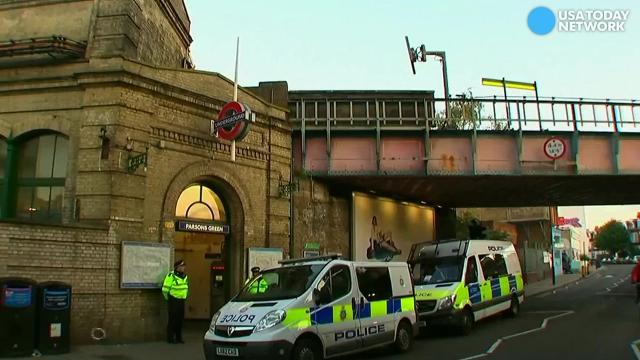 Second arrest in London subway attack