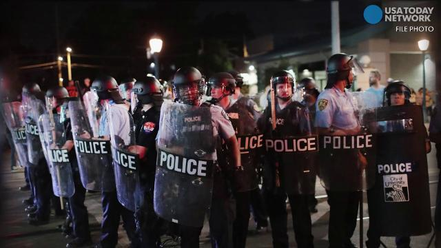 St. Louis braces for third day of protests
