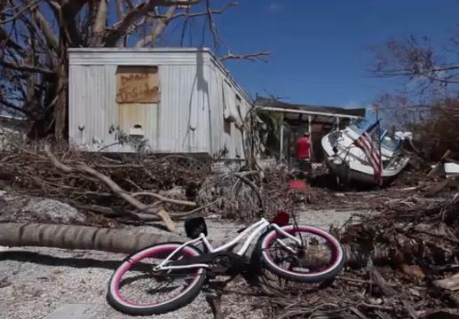 Hurricane Irma could not break the spirit of Big Pine Key