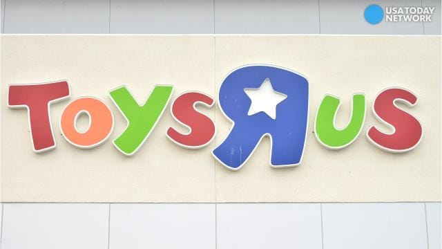 Toys R Us Files For Bankruptcy Micro Mall Store Still Open