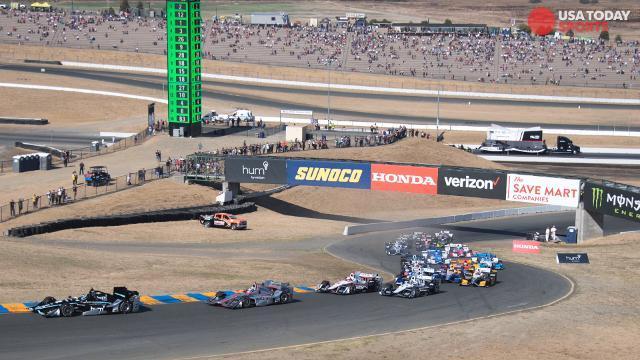 Josef Newgarden wins IndyCar Championship