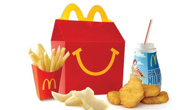 McDonalds Debuted The Happy Meal Nearly 40 Years Ago Heres How Its Changed