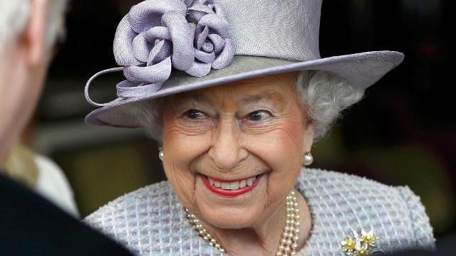 The $9 nail polish Queen Elizabeth always wears