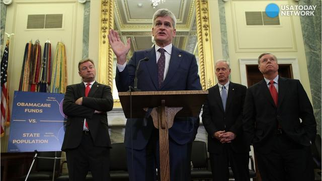 Graham-Cassidy bill is another GOP attempt to repeal Obamacare