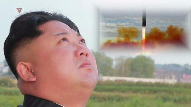 Will the U.S. shoot down North Korea's missiles?