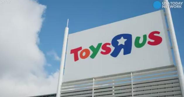 Toys 'R' Us files for bankruptcy but isn't going away