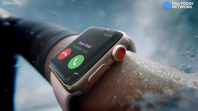 Apple Watch ticks closer to eliminating your phone
