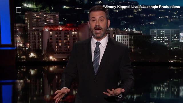 Jimmy Kimmel accuses Senator Cassidy of lying over health care bill