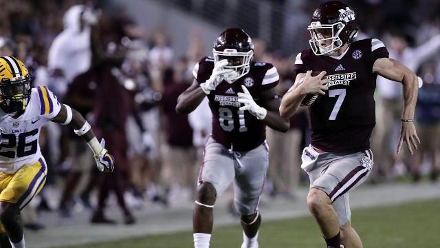 #DearAndy: Over/Under on Mississippi State Wins at 9.5?