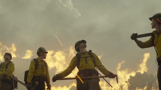 'Only the Brave' honors Granite Mountain Hotshots