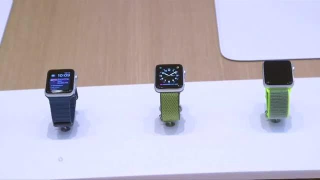 Apple watch fails to impress, stock drops