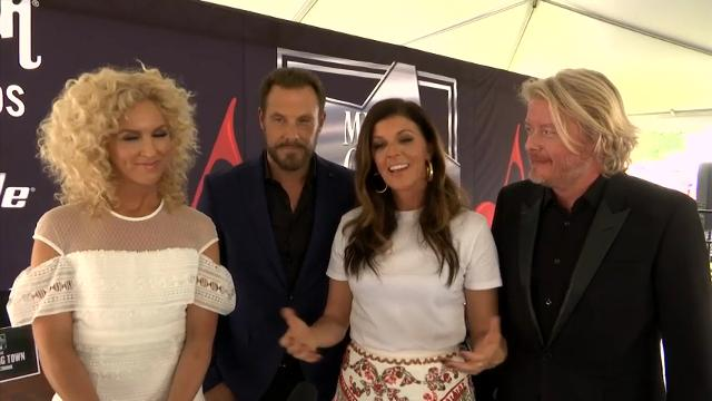 Little Big Town talk new tour, Swift song