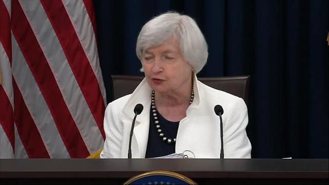 Fed holds interest rates steady, leaves path clear for Dec. hike