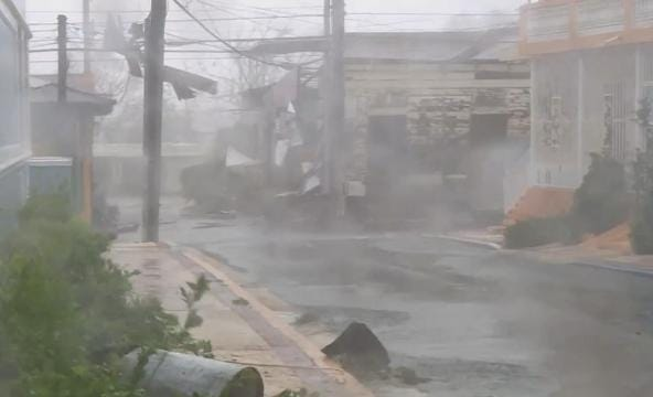 Hurricane Maria leaves path of destruction in Puerto Rico