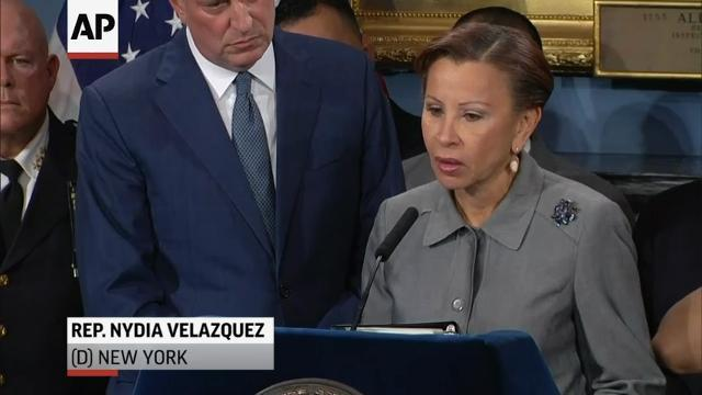 NYC announces Hurricane Maria efforts