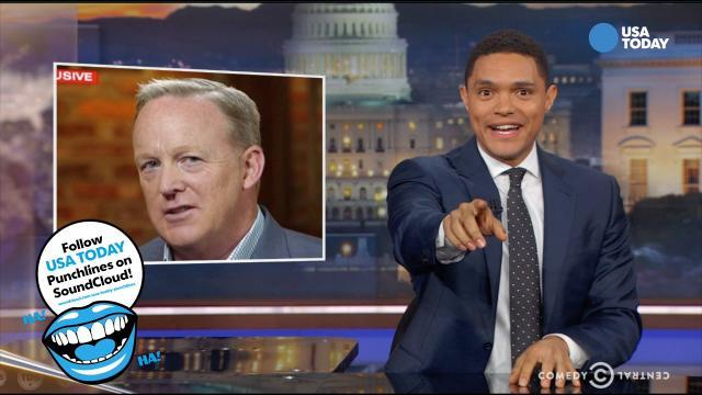 Seth Meyers, Stephen Colbert and Trevor Noah on the latest from Russia in Best of Late Night