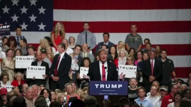 Trump loops Facebook into the 'Russia hoax'