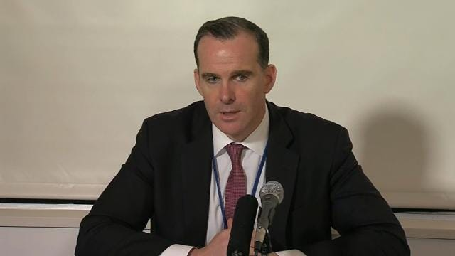 McGurk: All ground retaken from IS has held